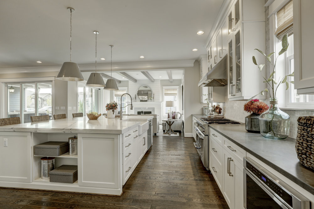 Parkwood Homes. Sophisticated Farmhouse