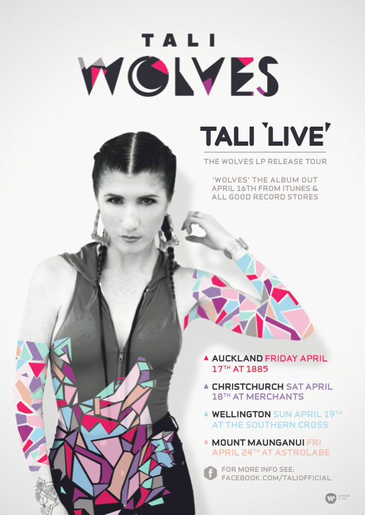 Tali - 'Wolves' Album Tour
