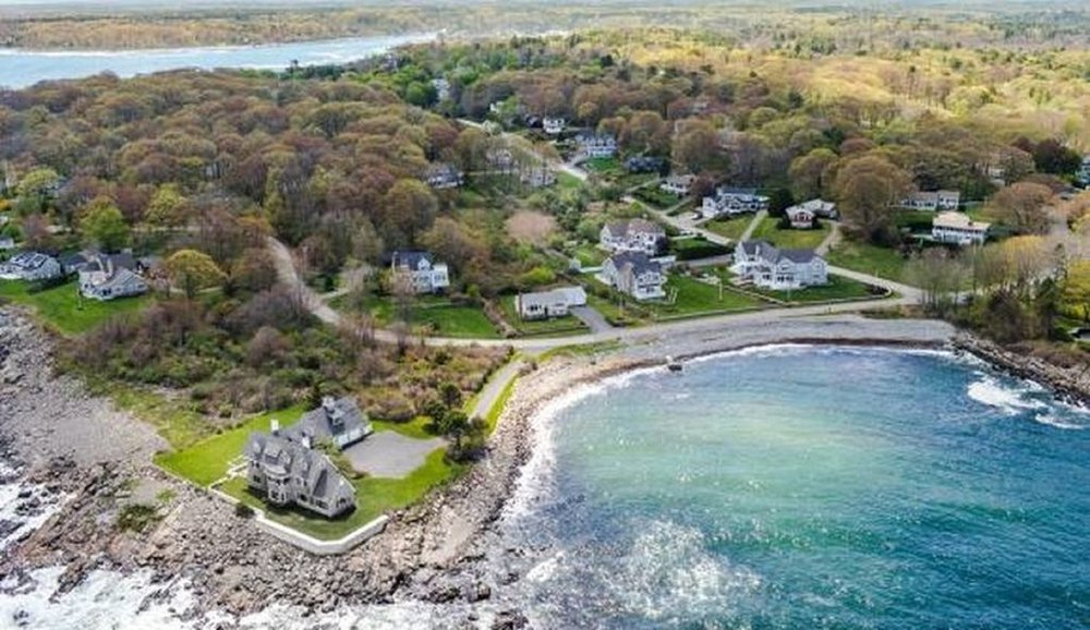 Wellness retreat in York, Maine