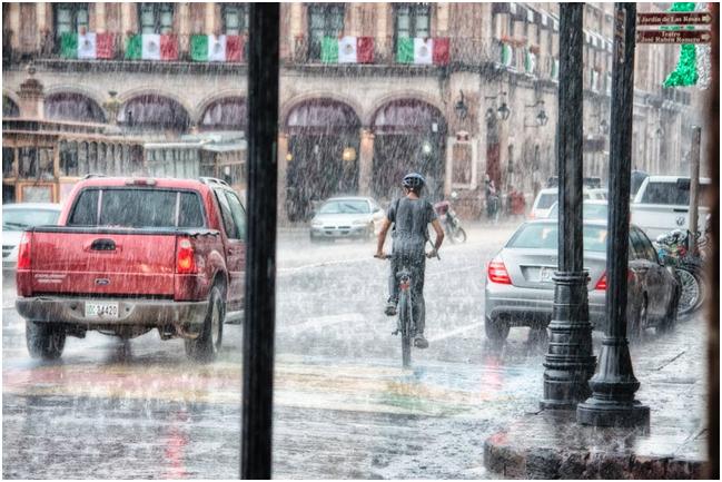flood/rain
