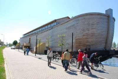 Modern day Noahs Ark