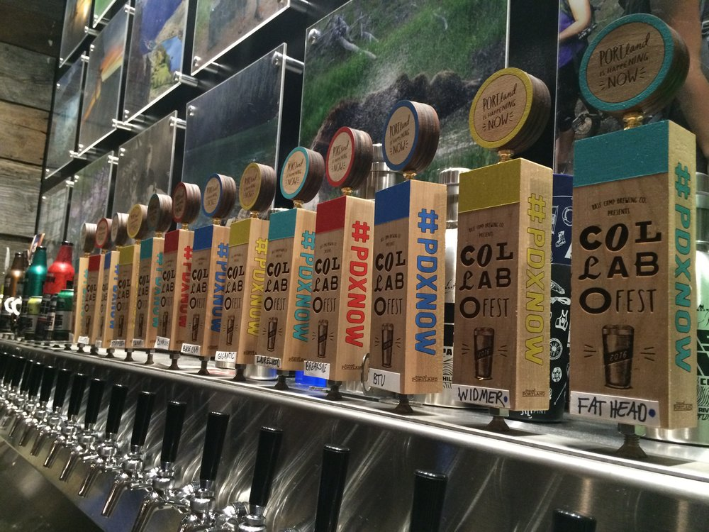BASE CAMP BREWING COMPANY'S COLLABOFEST -