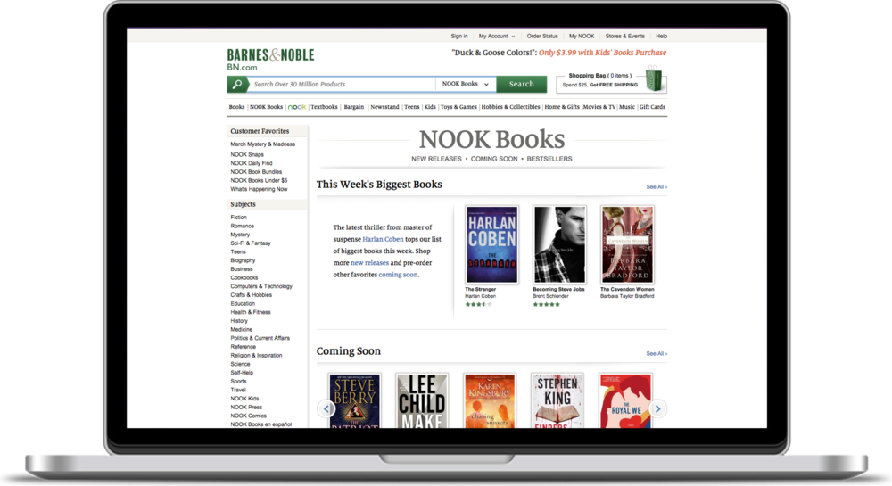Ebook S For Nook