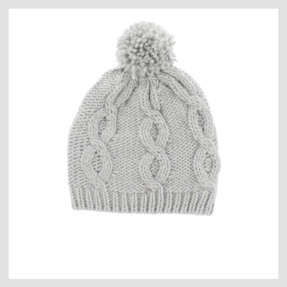 428-42273 Hat, Grey