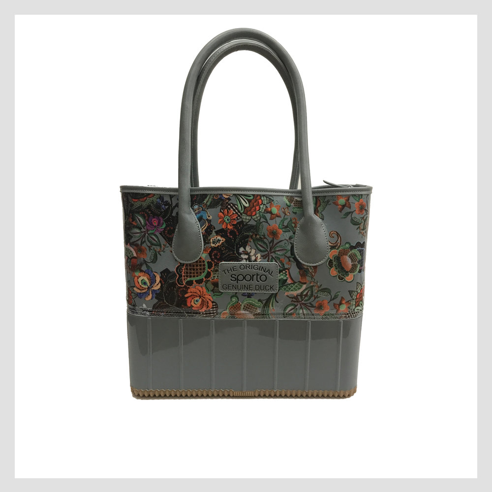 Pam Handbag, Grey