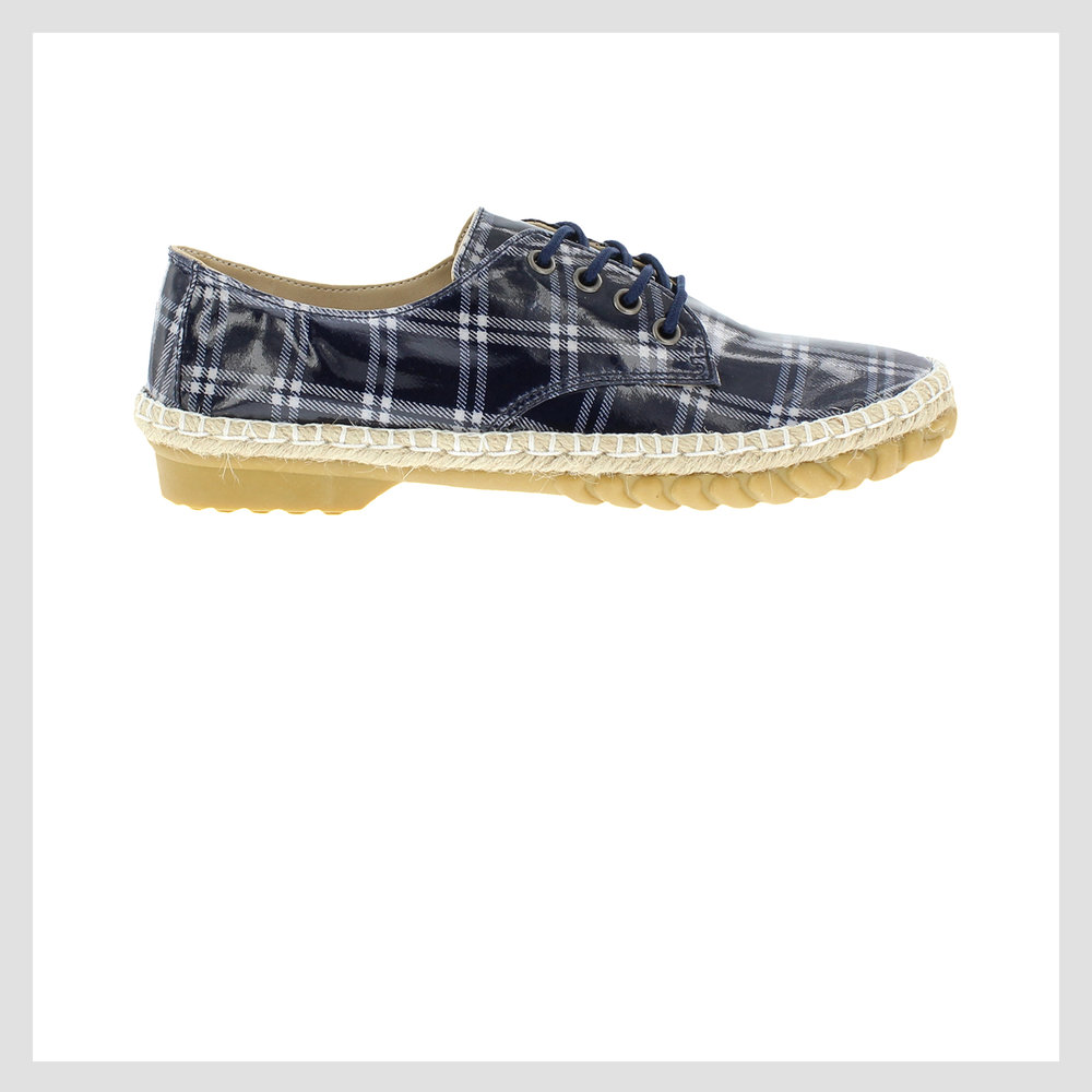 Lucy Duck Navy Plaid.jpg