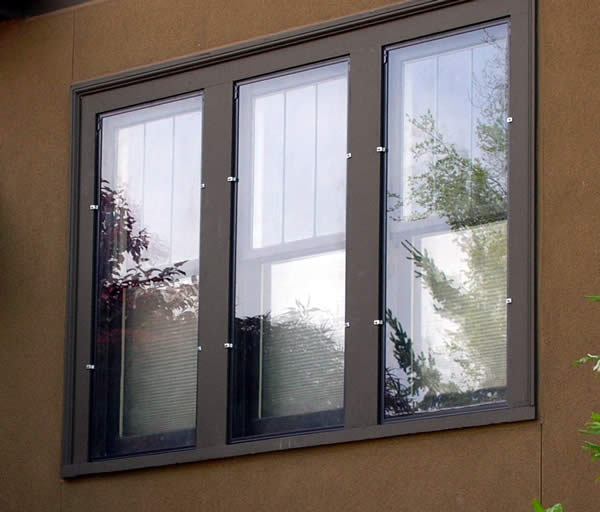 storm windows have multiple benefits with the primary benefit being that they provide an extra level of insulation from the outside