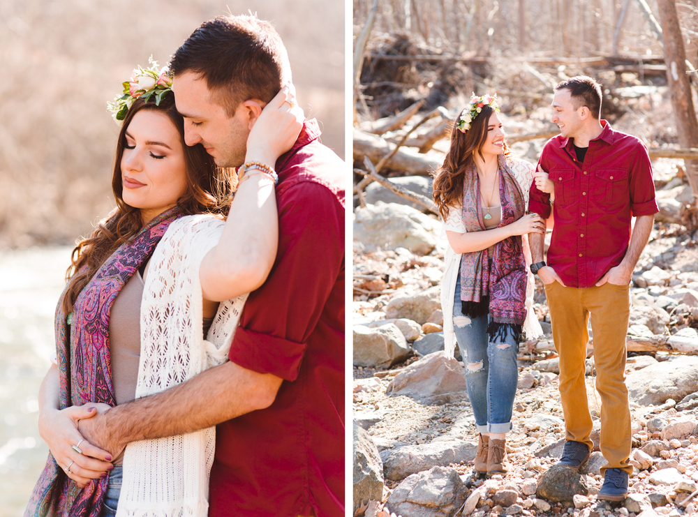 MD Engagement Photographer