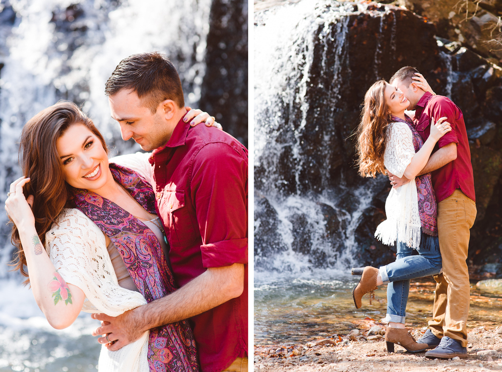 MD Waterfall Engagement Session