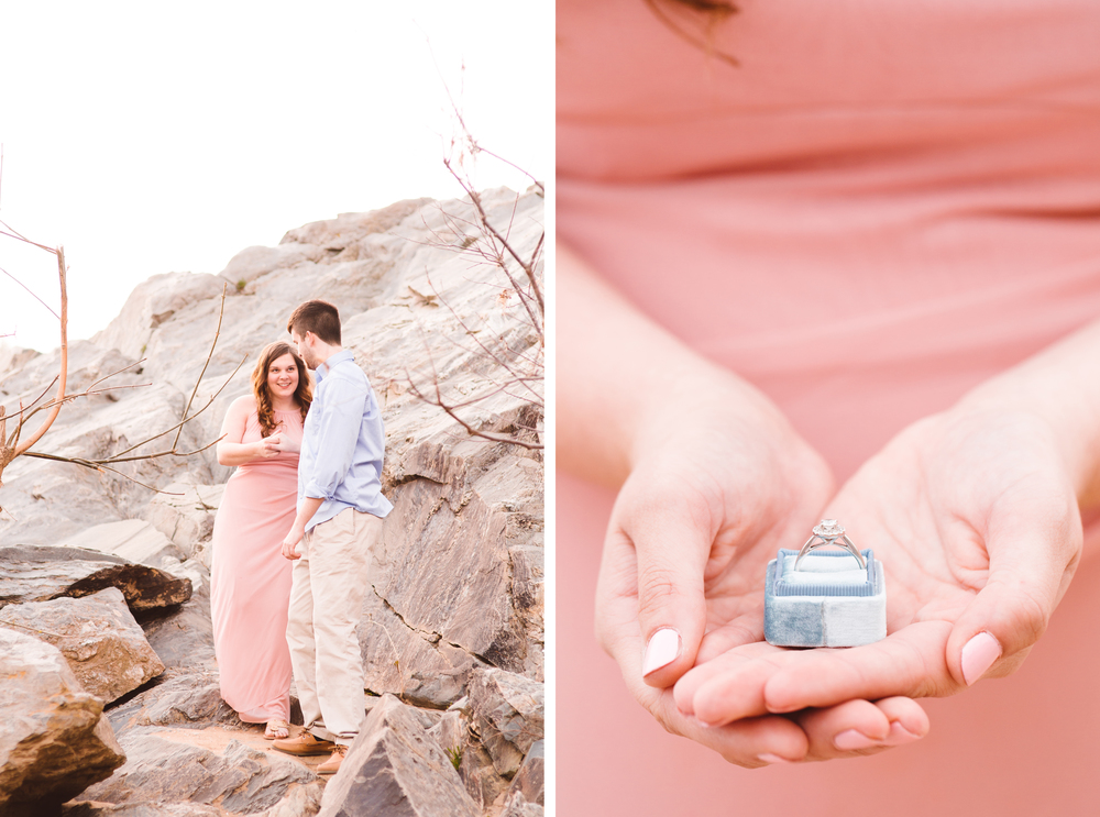 Great Falls, MD Engagement Session