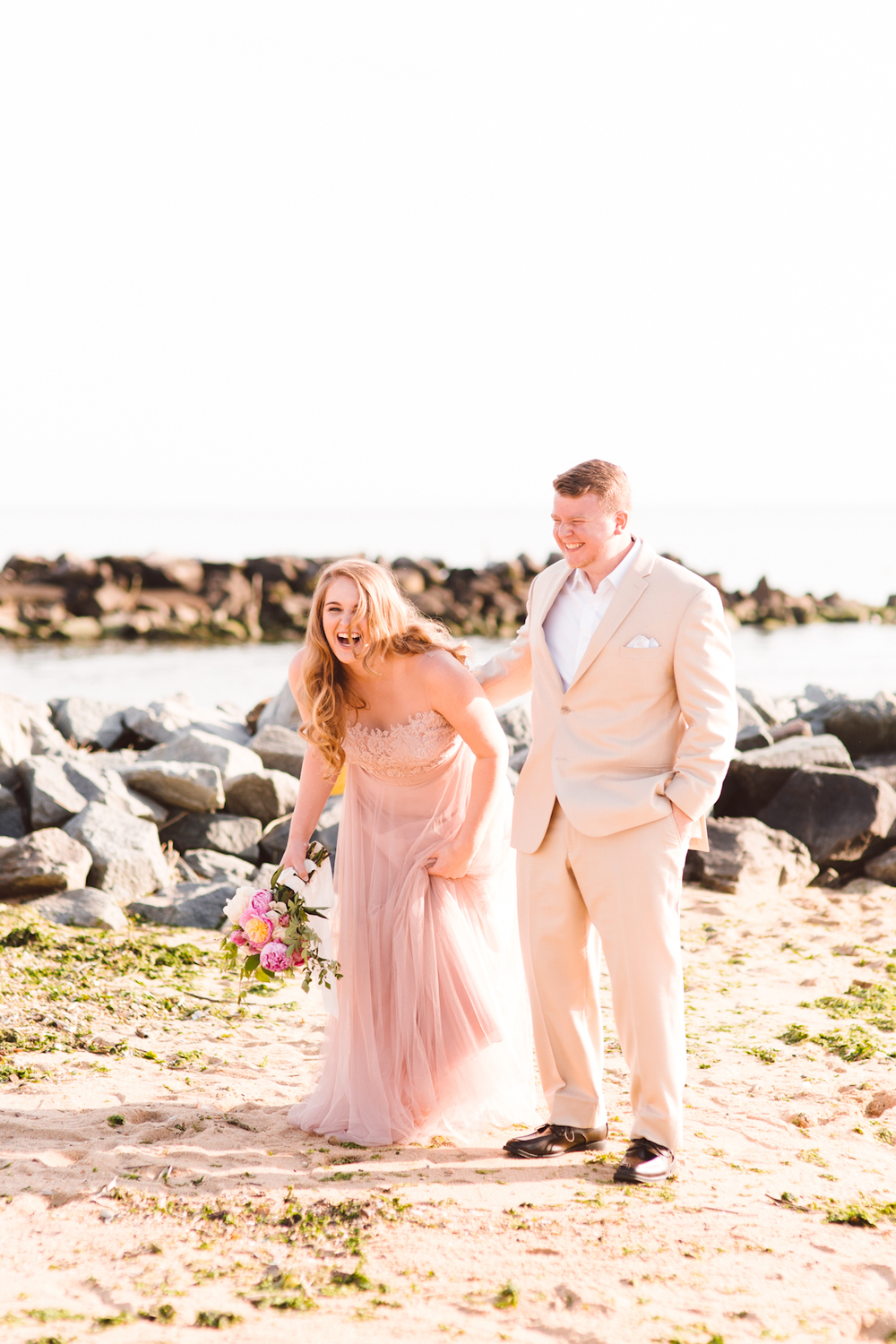 Romantic Styled Shoot Turned Proposal - Stevensville, Md - Brooke Michelle Photography