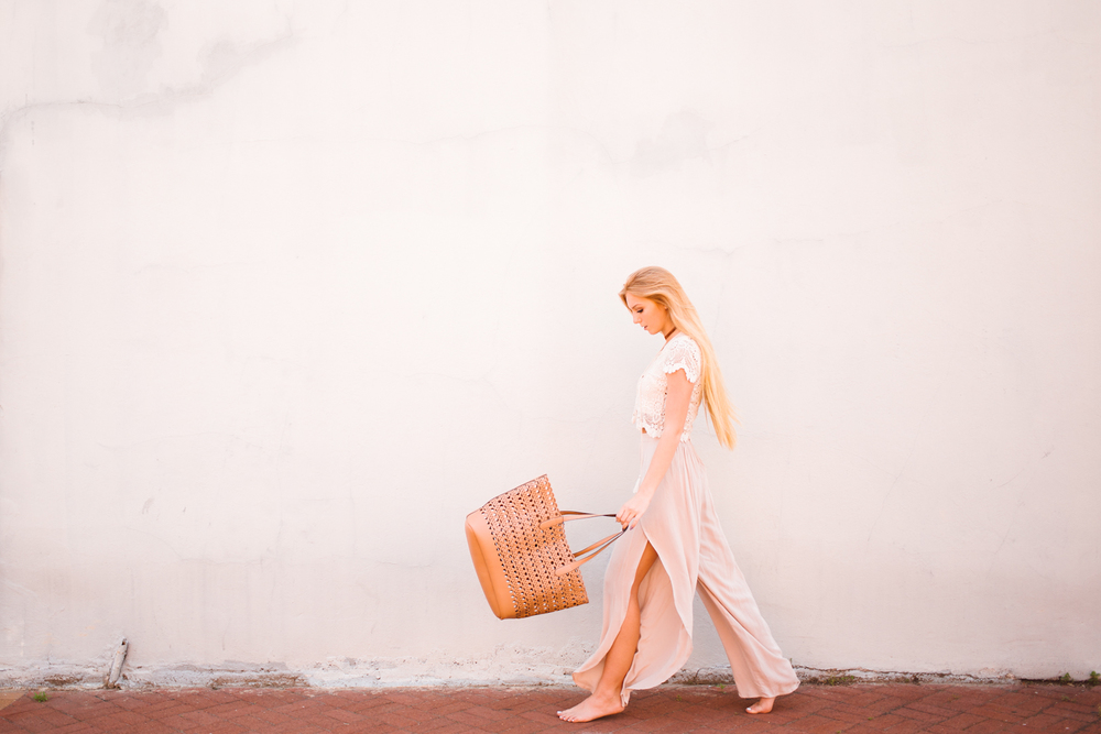 Elena Bach for South Moon Under - Natural Light Lifestyle Fashion Photographer - Brooke Michelle Photography