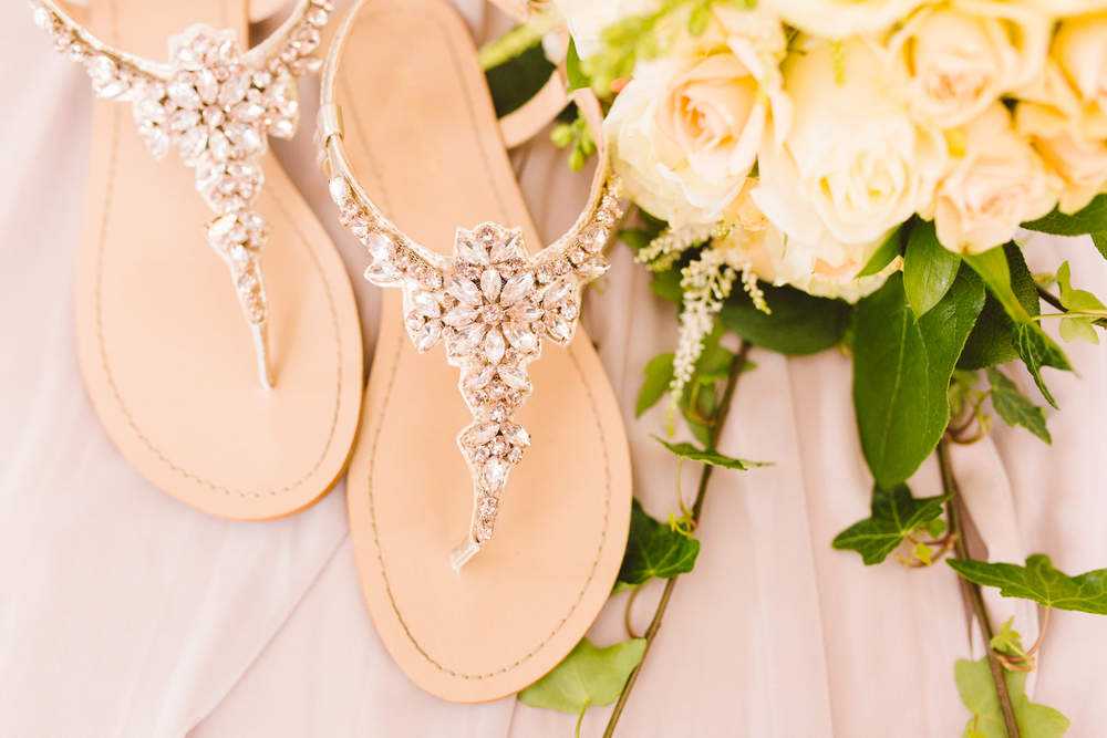 Whimsical Family Farm Wedding - Baltimore, Maryland - Bridal Details - Brooke Michelle Photography