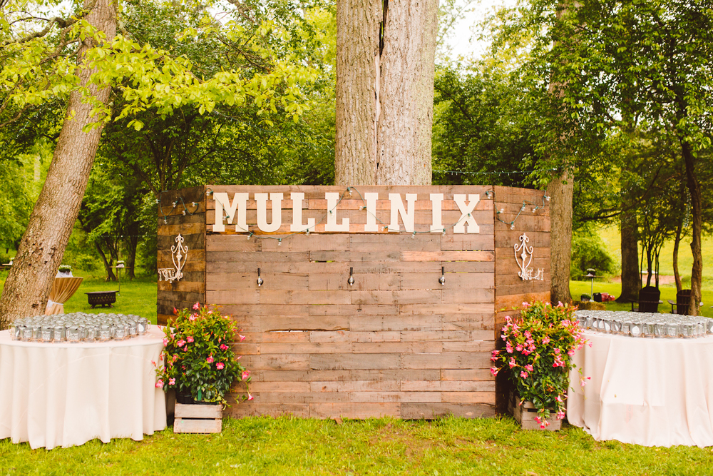 Whimsical Family Farm Wedding - Baltimore, Maryland - Brooke Michelle Photography