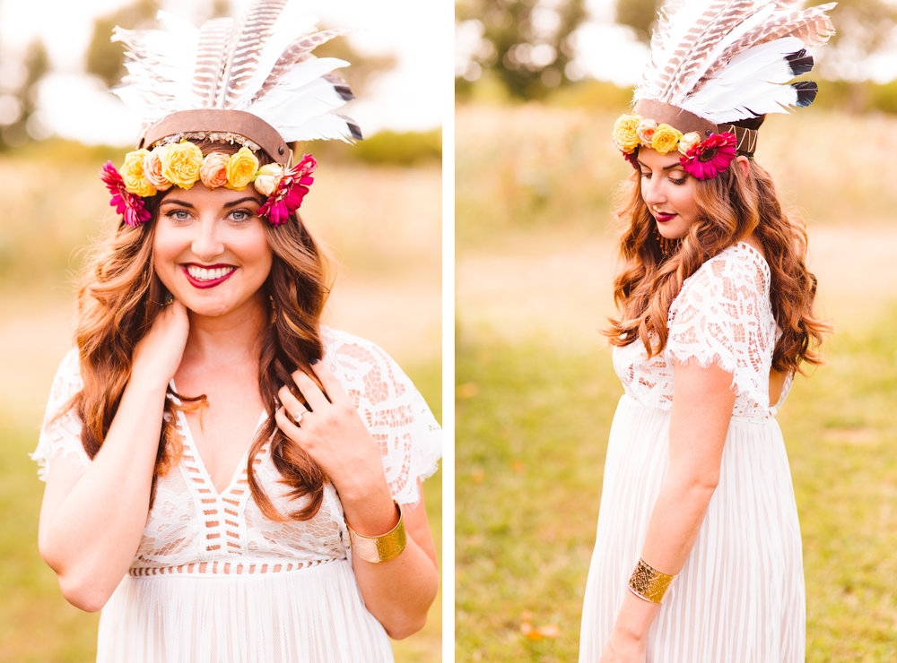 Boho Bride Tribe Dinner - Will You Be My Bridesmaid - Brooke Michelle Photography