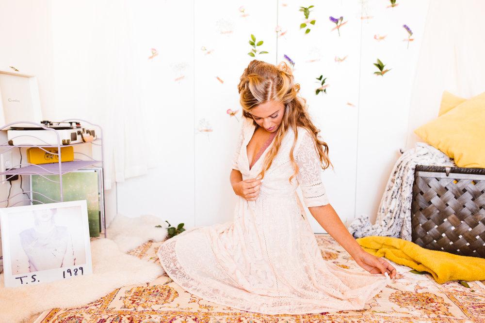 Flourish - Find Yourself - Make Art - Brooke Michelle Photography