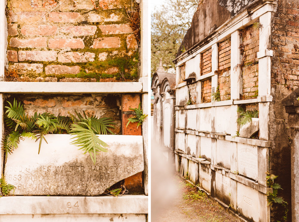 New Orleans Recap - NOLA Cemetery - Brooke Michelle Photography