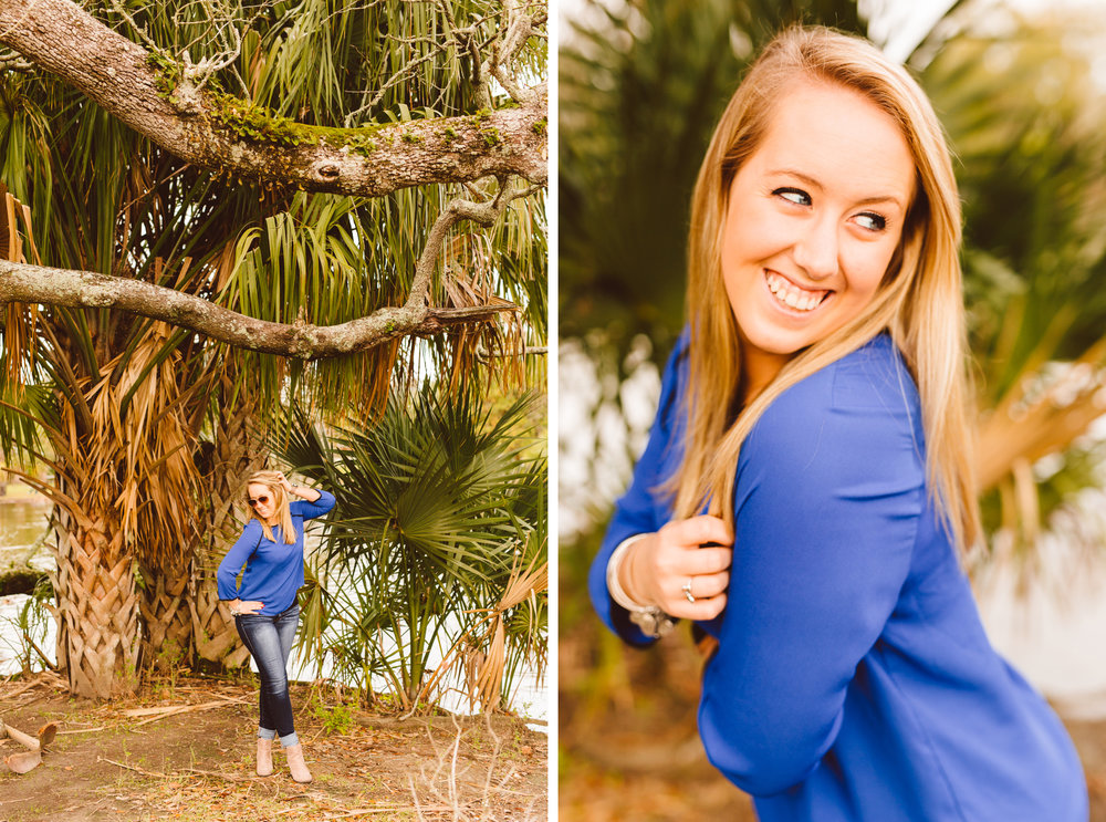 New Orleans Recap - City Park and Botanical Gardens - Brooke Michelle Photography