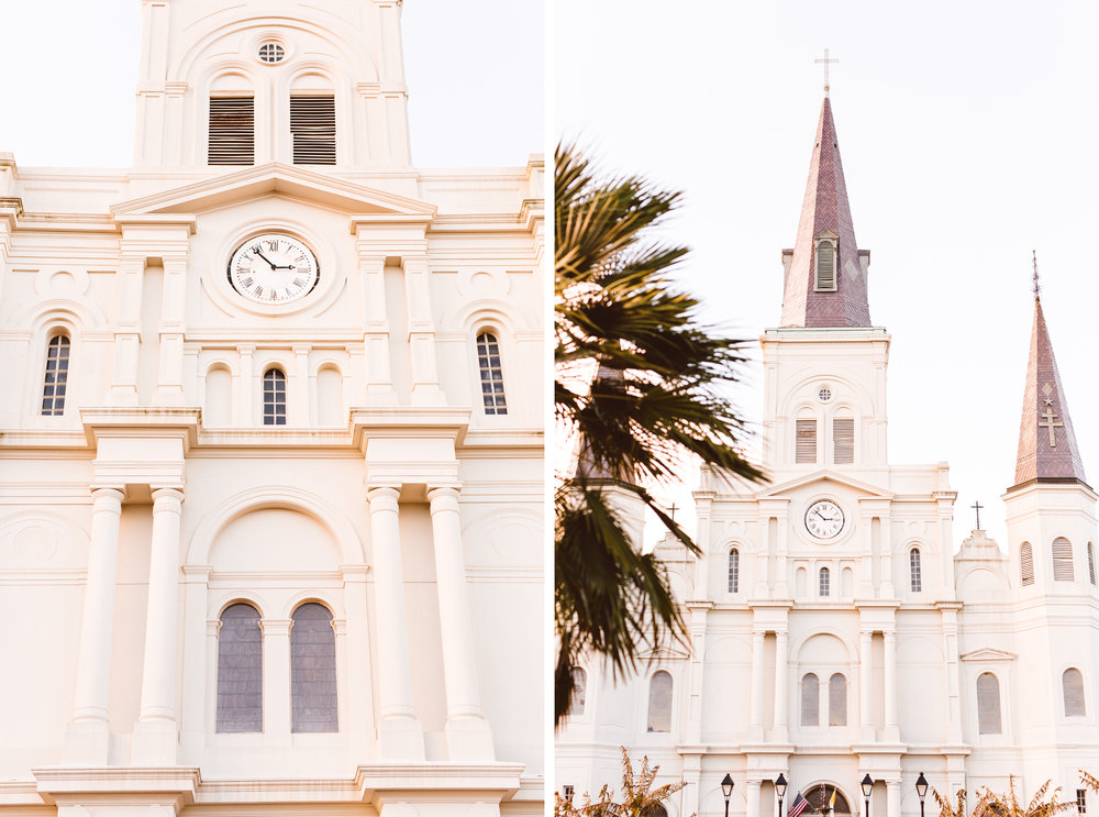 New Orleans Recap - Jackson Square - Brooke Michelle Photography
