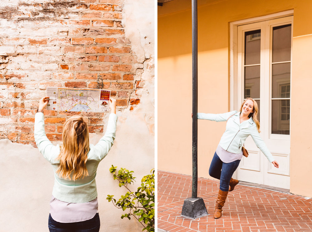 New Orleans Recap - French Quarter - Brooke Michelle Photography