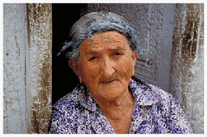 Tzivia Inoyatova sits every day on her crumbling doorstep next door to the synagogue in the Old Mahalla(Jewish Quarter) asking passers-by where they are from and where they are going. Even at home she seems lost, but her concern is not misplaced. In her lifetime, more than 10,000 Jews crowded the narrow dirt passages between the high mud walls of her neighborhood. Today only hundreds remain, and they are leaving fast for Israel and North America. Most of those who will stay are those who have nowhere to go. After perhaps 2500 years of Bukharian Jewish history, this community may soon have only ancient Jewish doors and a handful of ancient Jewish faces as a reminder of its past.