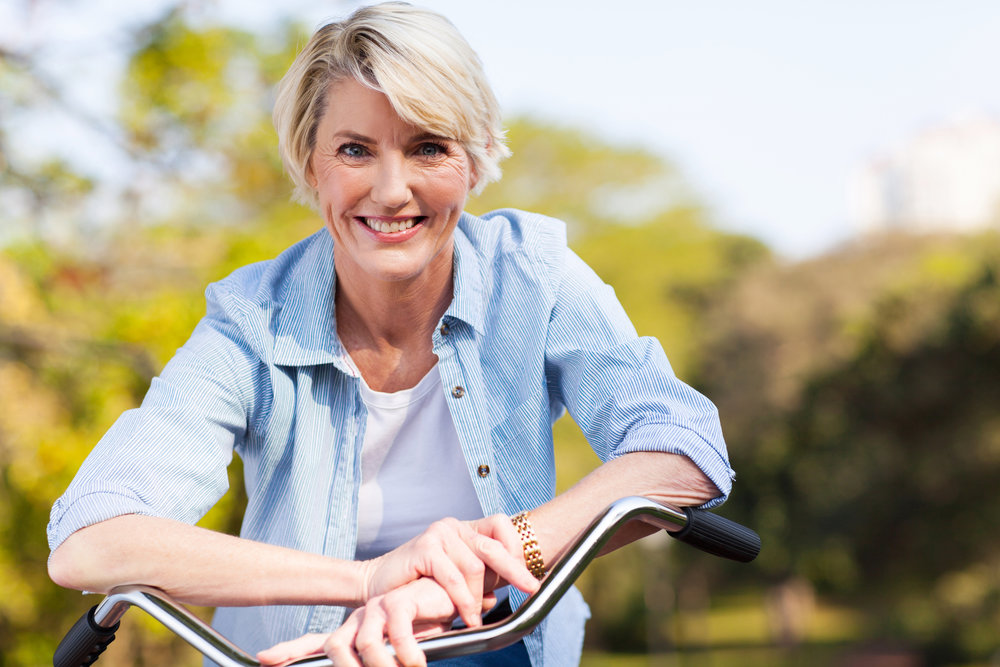 Menopause  - FIND OUT MORE