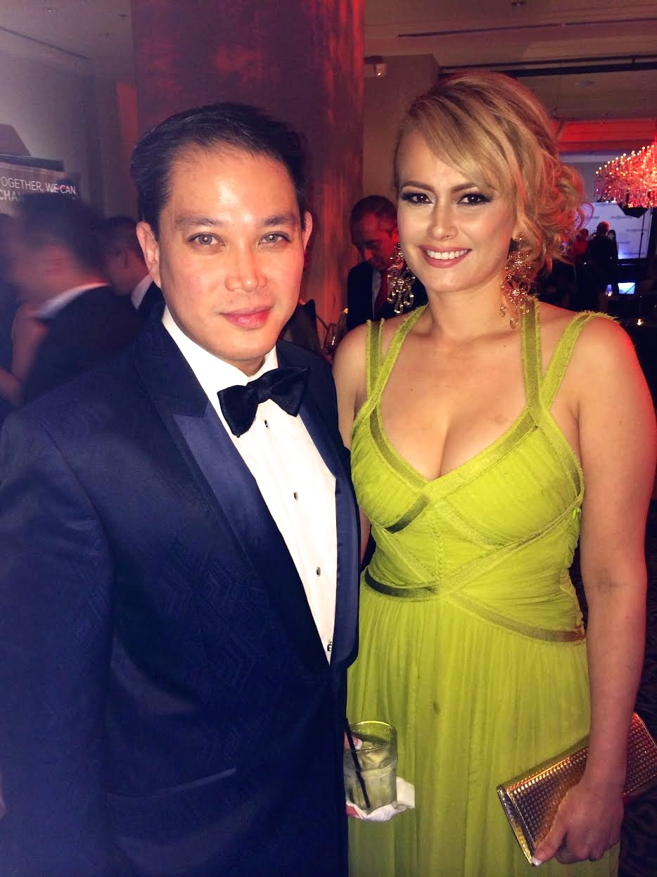Operation Smile Gala 2015 with Dr. De La Cruz