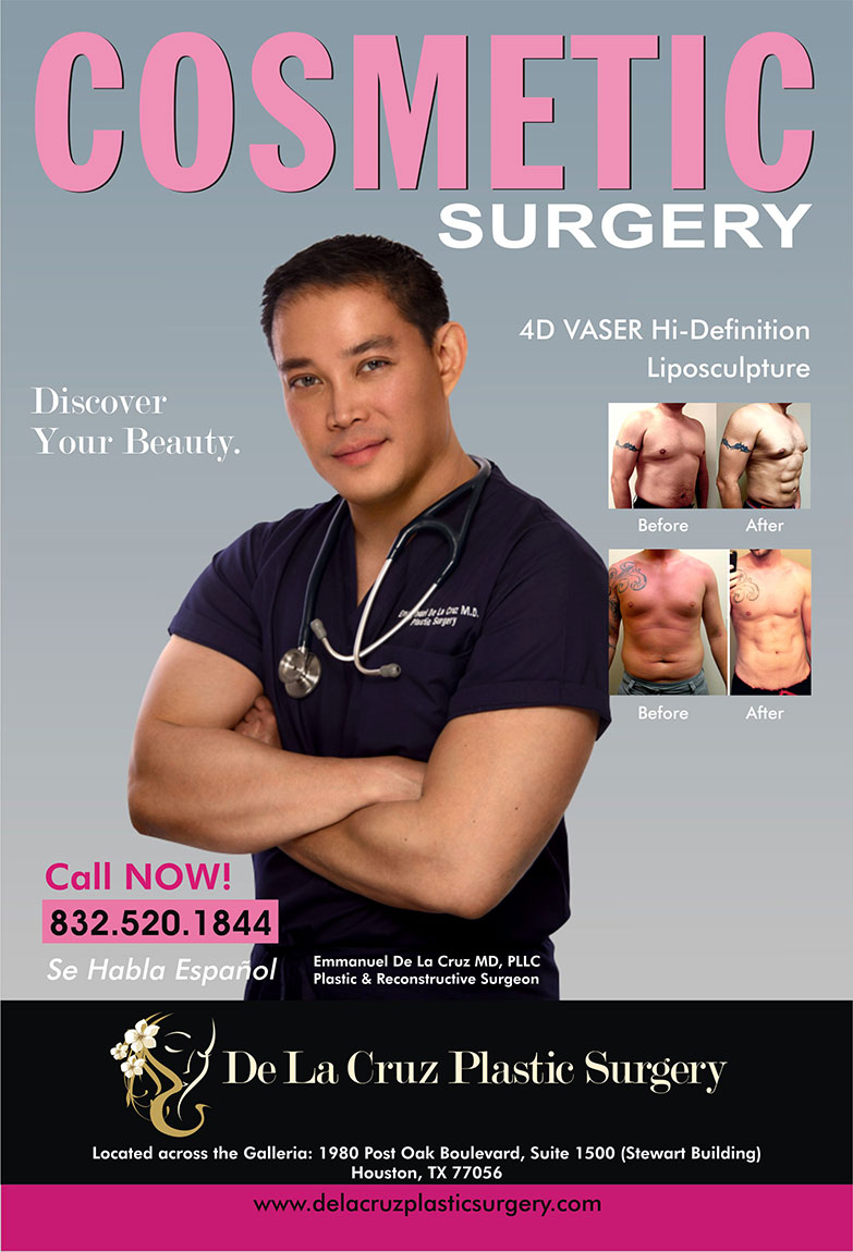 4D VASER Hi-Definition Liposculpture De La Cruz Plastic Surgery