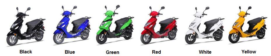 RX50 Colors