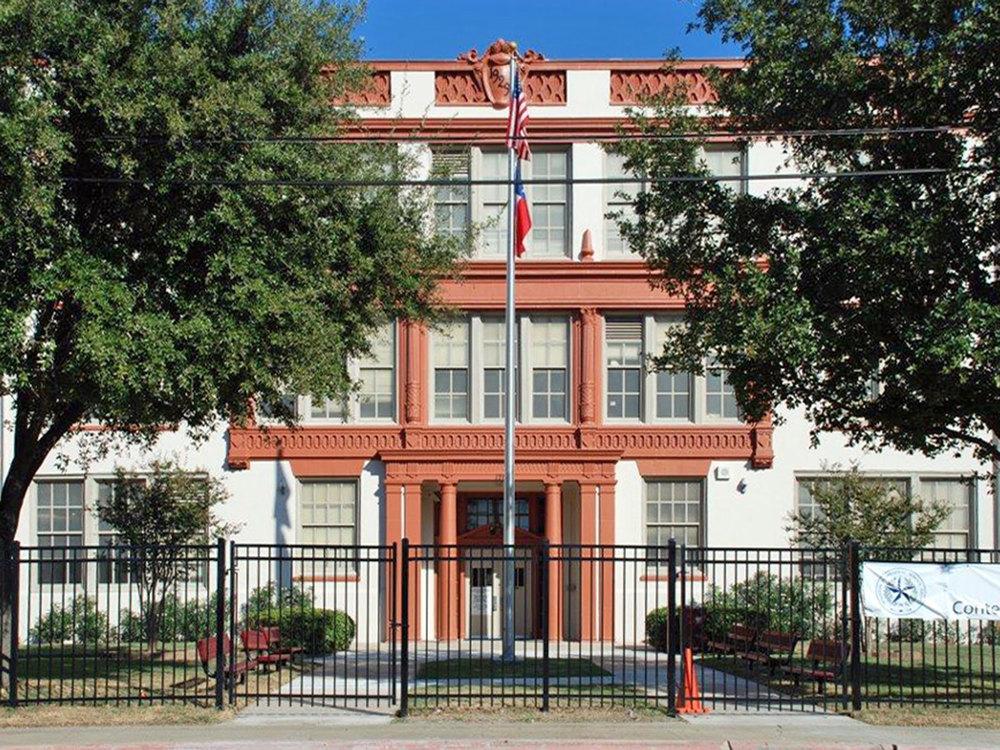 Phillis Wheatley High School (1929, Harry D. Payne) /courtesy photo
