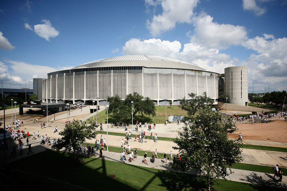 The Astrodome /  photo courtesy of Ed Schipul