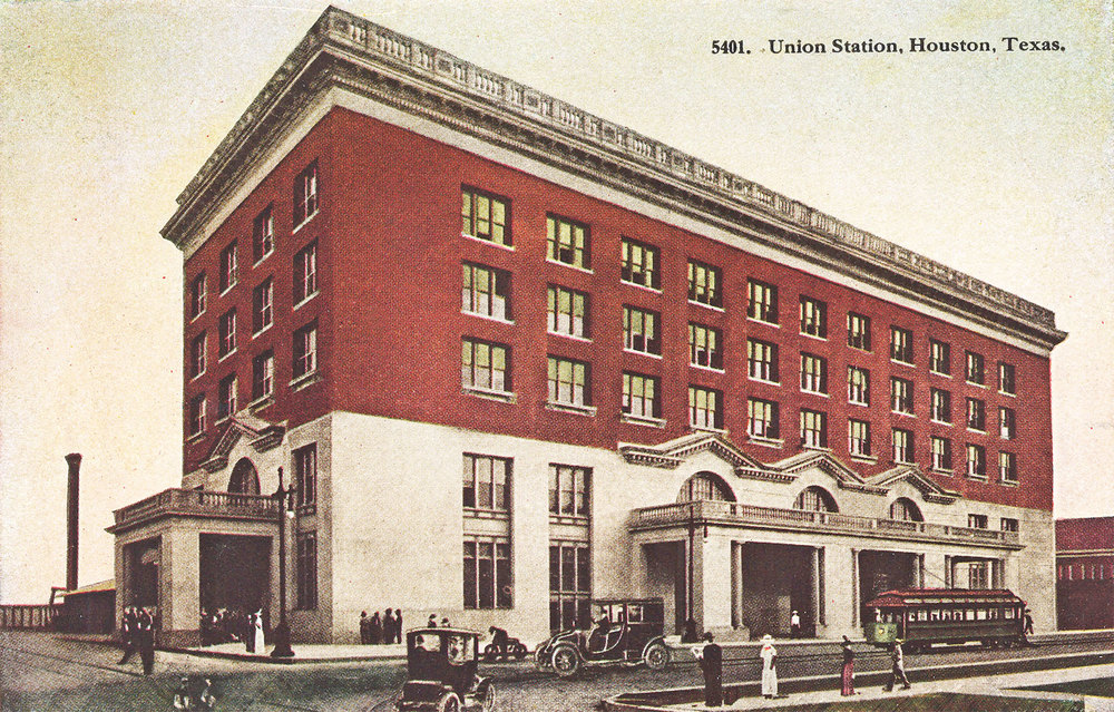 Union Station (1911, Warren & Wetmore) / c. 1913 postcard from PH file