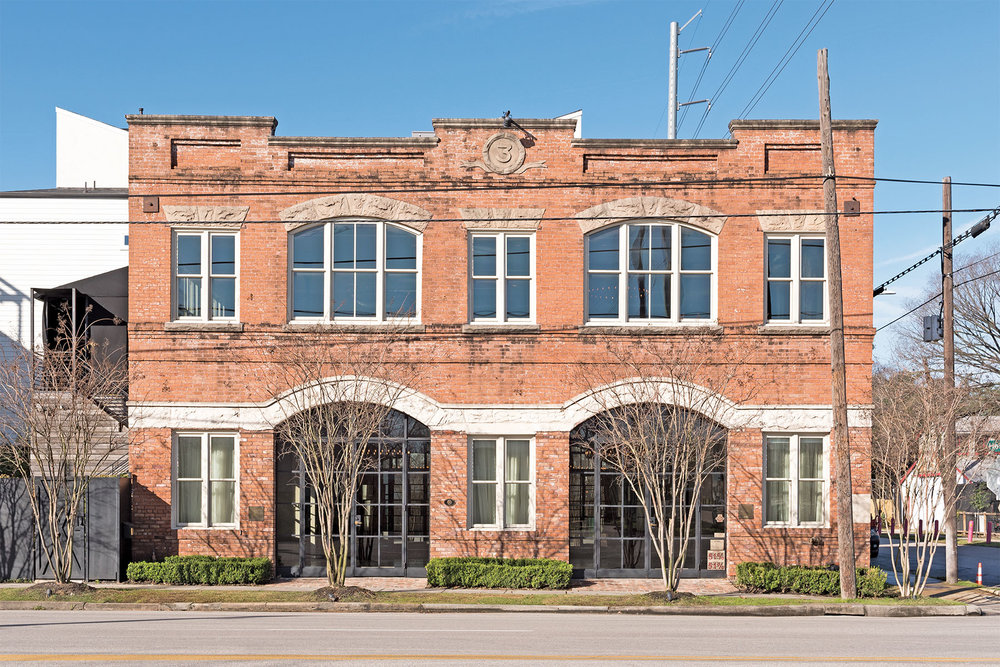 David Denenburg for the rehabilitation and adaptive re-use of Fire Station No. 3 (1903) in the First Ward /  photo by Jim Parsons