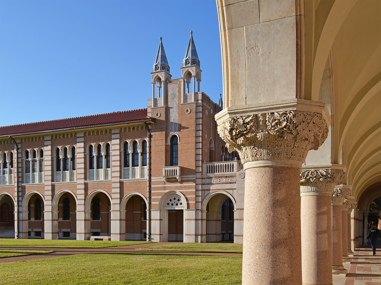 Preservation Houston Rice University Architecture Walk
