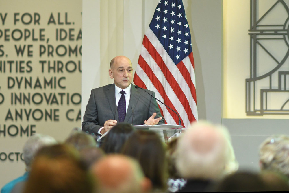 PH Executive Director David Bush /  photo by Daniel Ortiz