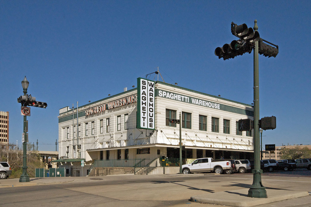 """Desel-Boettcher Building (1912) /  photo: """" Spaghetti Warehouse """" by  Becky Lai is licensed under  CC BY-NC-ND 2.0"""