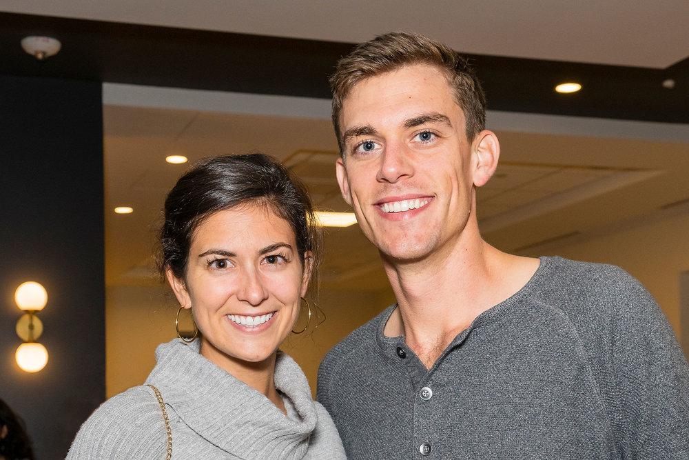 Lisa and Matthew Girard
