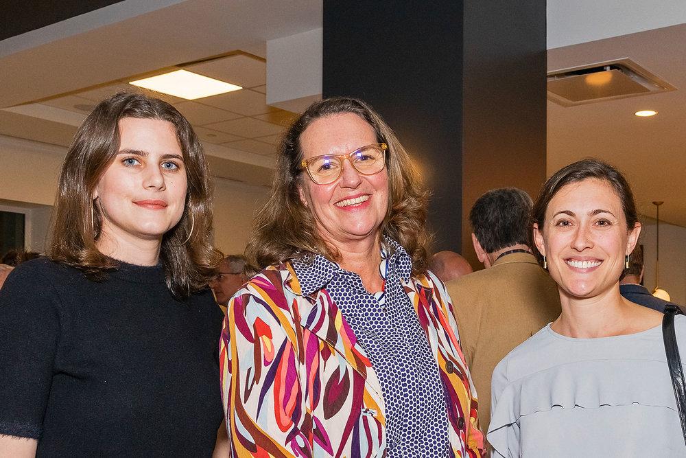 Sarah Fanelli, Anna Mod, Olivia Tarricone