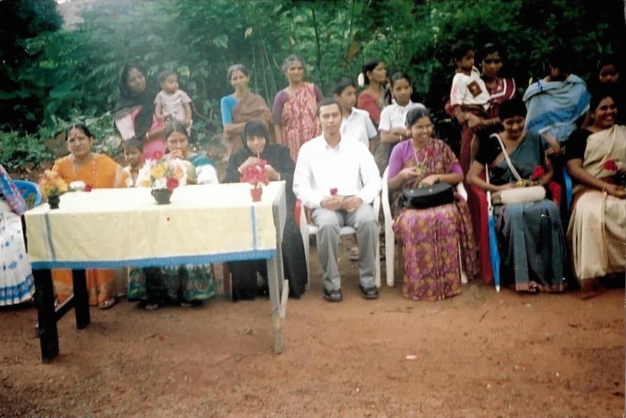 Comunidad Evaluación de Necesidades, Devi Nager-Kunjathbail, Mangalore, India, 2004