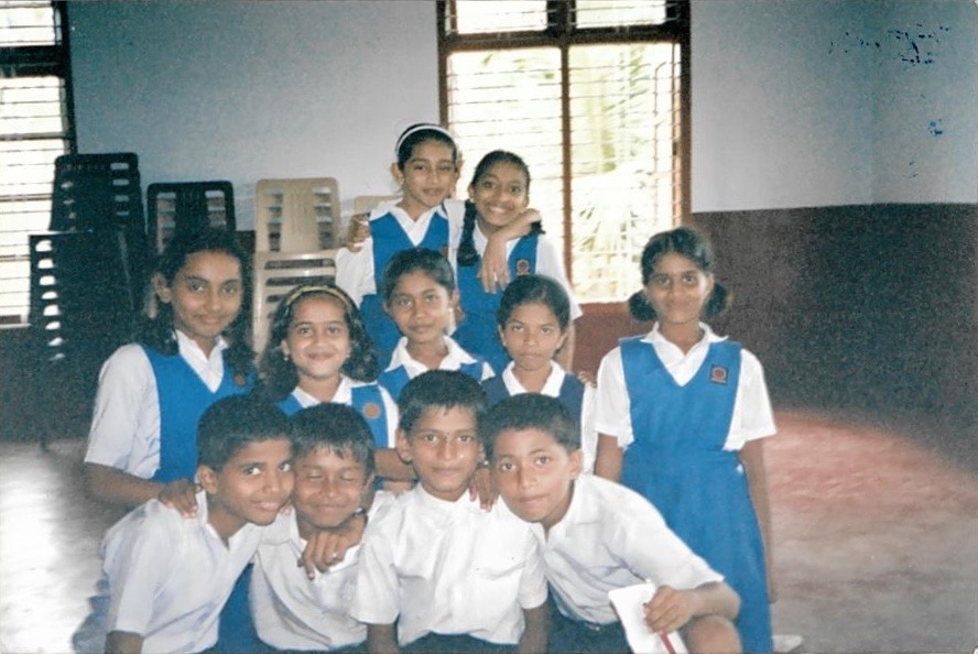 Sacred Heart's Higher Primary School (English Medium), Kulshekar, Mangalore, India, 2003