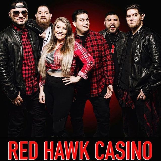 Tonight we'll be rockin @redhawkcasino all night! Join us for some weekend fun! #livemusic #redhawkcasino #coverband #dance #fun #awesome #teinorth #instagood