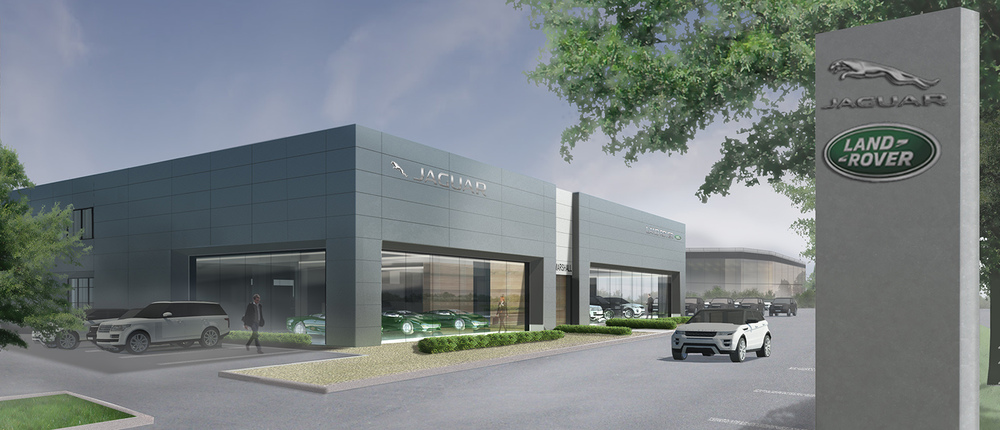 Planning Consent Granted For New Jaguar Land Rover