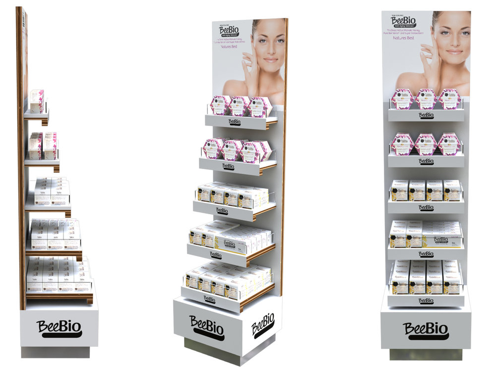 retail display fixture