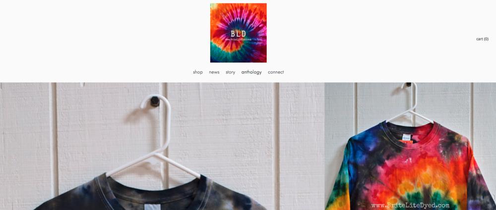 Tie Dye Shop-Tye Dye-Tiedyed-BriteLiteDyed
