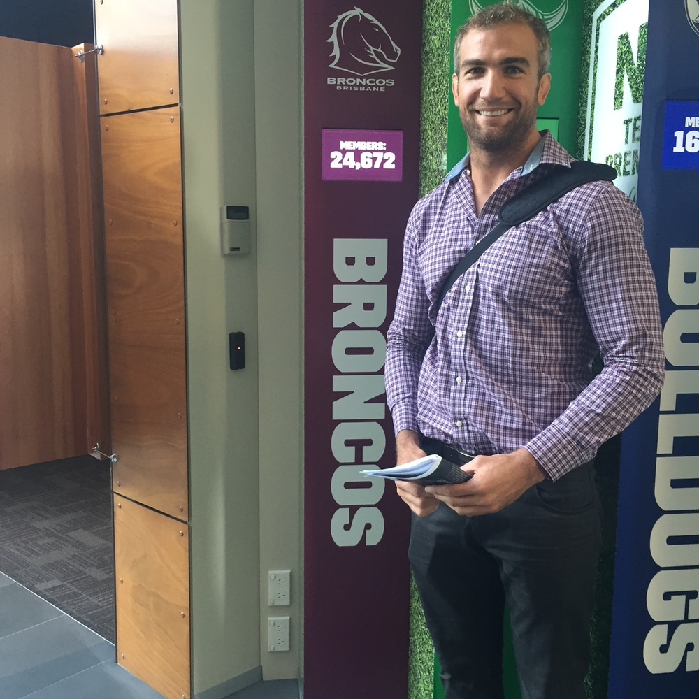 Nick Kenny Brisbane Broncos