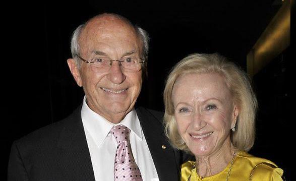 Stan Perron and Jean Perron