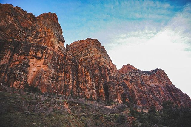 More from Zion National Park // #zionnationalpark #explore