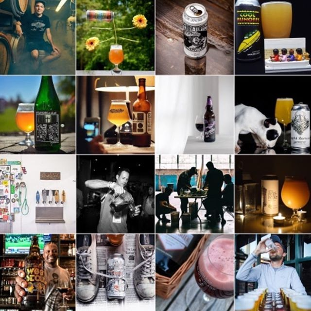 Last year I started a beer brand  called @beerbreathco and today I was voted 1 of 24 Best Male Craft Beer Instagrams for my beertography. Please head over to @hopculturemag to check out the article