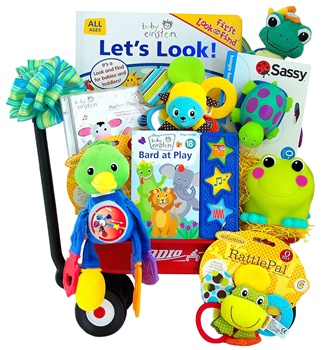 having-fun-with-baby-einstein!-radio-flyer-baby-gift-wagon.jpg