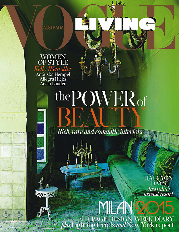 Vogue Living Australia Milan 2015 July /August 2015 Download Magazine PDF